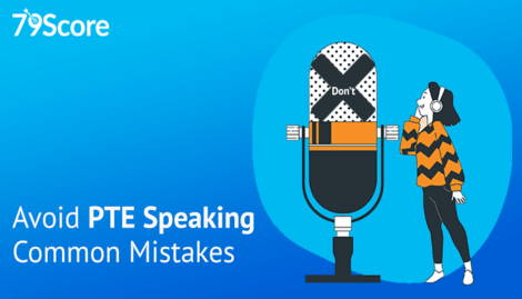 Avoid PTE Speaking Common Mistakes