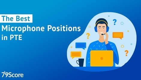 The Best Microphone positions in PTE