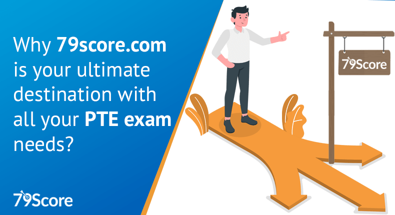 Why 79score.com is your Ultimate Destination with all your PTE Exam needs?